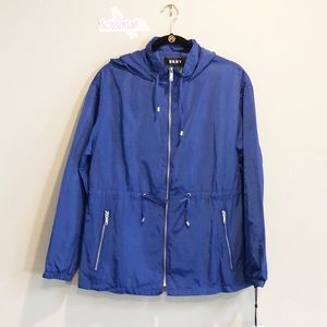 {DKNY} Blue Museum Row Jacket sz. s